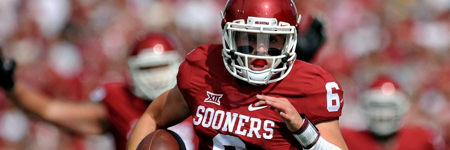 Should you bet on Oklahoma in College Football Week 1 against UTEP?