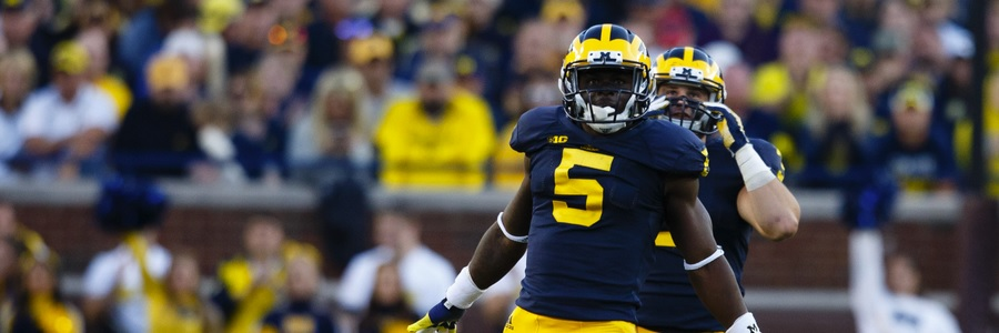 Is Michigan a safe betting pick against Florida in College Football Week 1?