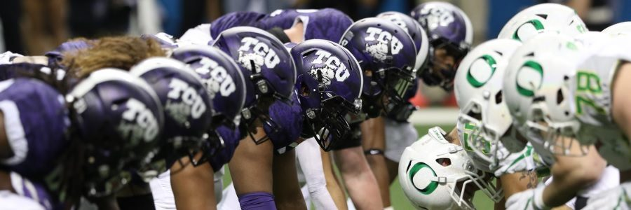 TCU has the NCAAF Lines by their side for Week 7.