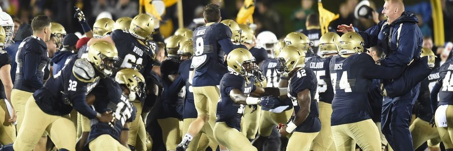 Navy comes in as slight favorite at the Military Bowl Betting Odds.