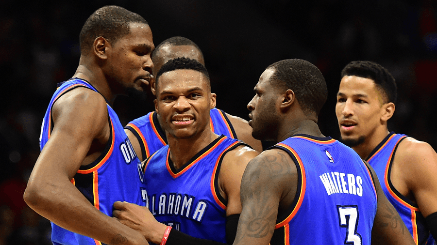 The Thunder want to continue their winning streak in the west.