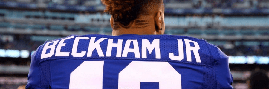 Odell Beckham Jr will be looking to do some show stopping catches in the Pro Bowl.