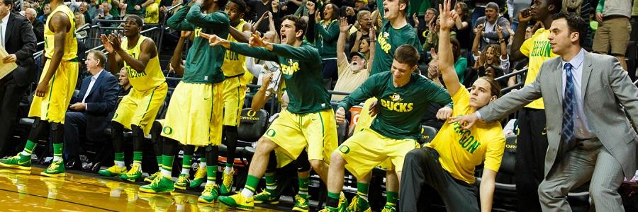 Oregon Ducks March Madness Betting Picks