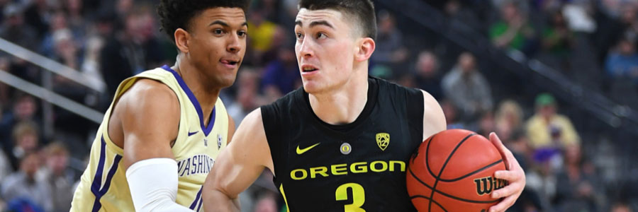 Oregon can upset Virginia at the 2019 March Madness Sweet 16.