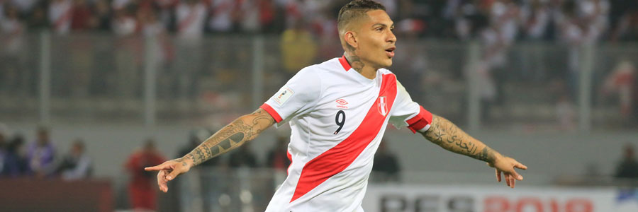 2018 World Cup Odds & Group C Pick: Australia vs. Peru.