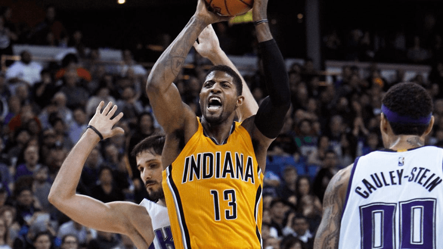 The Pacers want to bounce back from their loss to the Kings by beating the Hawks.