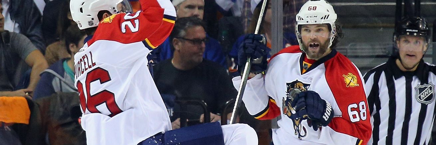 NY Islanders vs Florida Panthers NHL Playoff Game 5 Odds Report