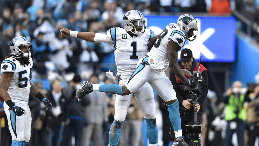 The Panthers have the same plans for the Cardinals as they had for the Seahawks.