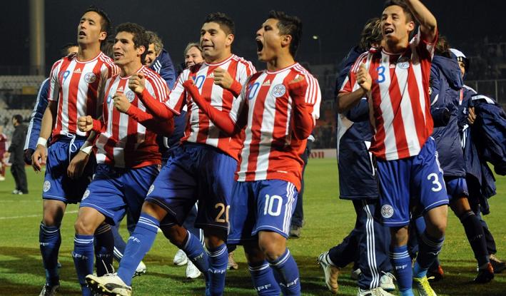 Paraguay Copa America 2015