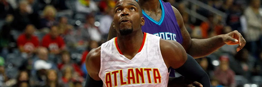 The Hawks shouldn't have much troubles to beat the Suns.