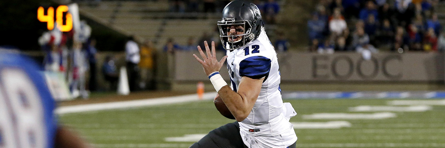 Top 2015 NCAA Football Odds Playoff Busting Teams