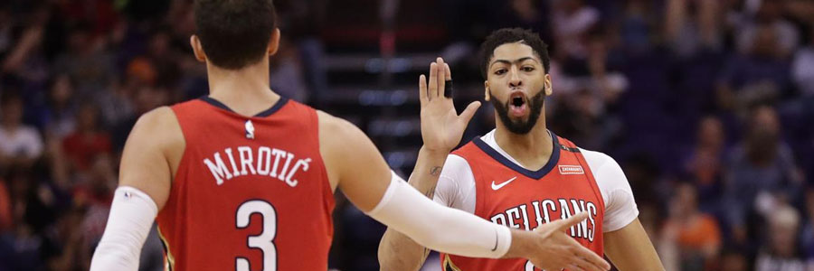 Despite playing at home, the Pelicans are not the NBA Betting favorites for Friday night.