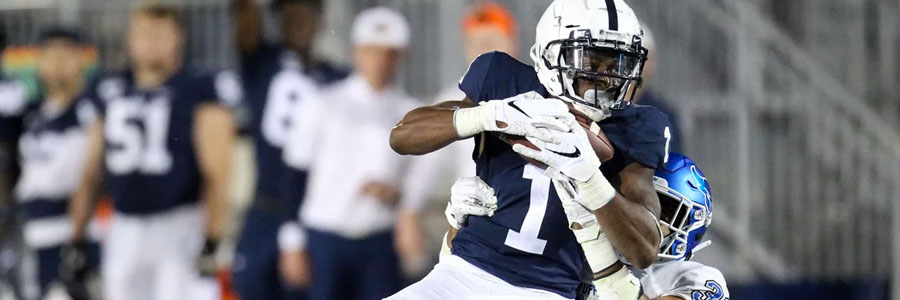 Pittsburgh vs Penn State should be an easy one for the Nittany Lions.