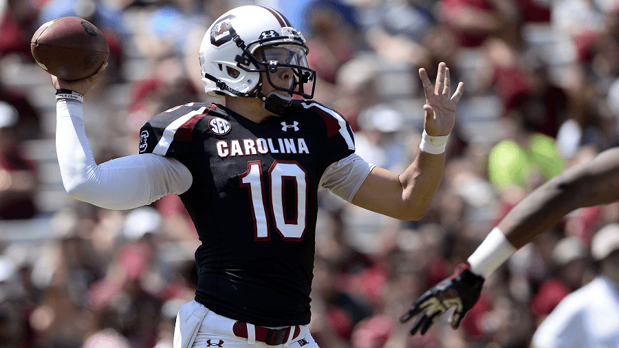 Perry-Orth-South-Carolina-NCAAF-Betting