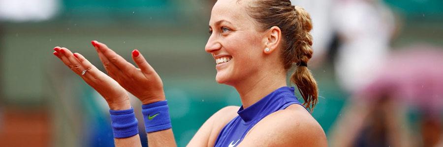 Petra Kvitova is one of the Tennis Betting favorites to win 2018 Wimbledon.