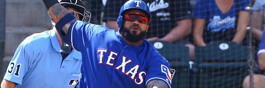 Texas Rangers vs. Los Angeles Angels MLB Pick & Odds Prediction