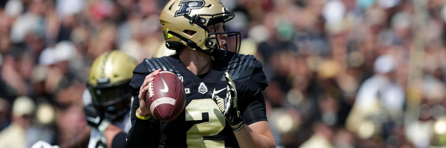 Purdue vs Penn State 2019 College Football Week 6 Lines & Expert Pick.