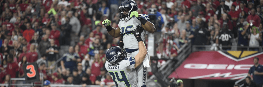 With or without Lynch the Seahawks still got guys like Brown and Baldwin to run the ball.