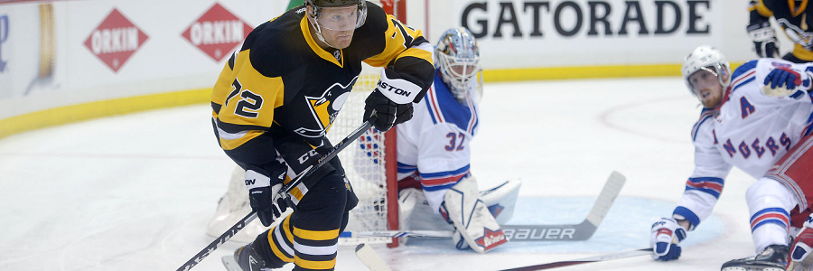 How To Bet The NY Rangers vs Pittsburgh Penguins Playoffs Game 2