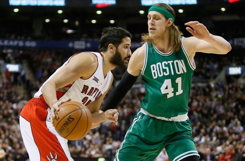 Raptors vs Celtics NBA