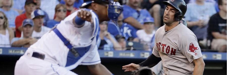 Red Sox vs Royals MLB SU Picks