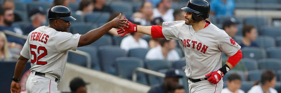 Blue Jays vs Red Sox is going to be a close one.