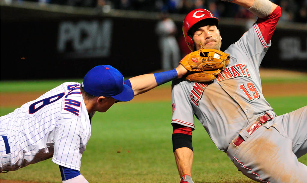 Cincinnati Reds at Chicago Cubs MLB Betting Odds & Preview