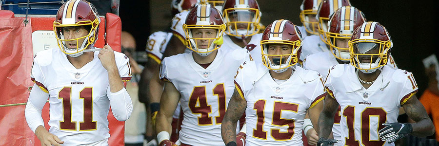 Jets vs Redskins is a great opportunity for Alex Smith to settle as Washington's starter QB.