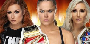 WWE WrestleMania 35 Odds, Preview & Predictions