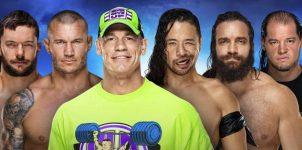 2018 WWE Royal Rumble Betting Odds & Analysis
