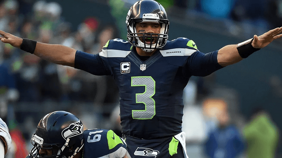 Russell Wilson will be looking to top off his season with a Pro Bowl appearance.