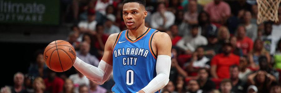 Nets vs Thunder should be an easy victory for Oklahoma City.