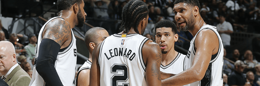 The Spurs want to prove that they can give the Warriors a true run for their money.