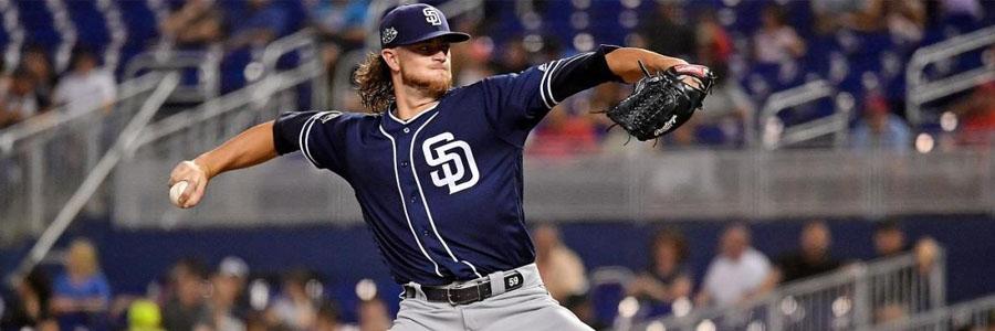 Padres vs Cubs MLB Odds, Preview & Prediction.