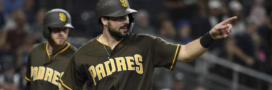 Padres vs Rockies MLB Odds, Preview & Prediction.
