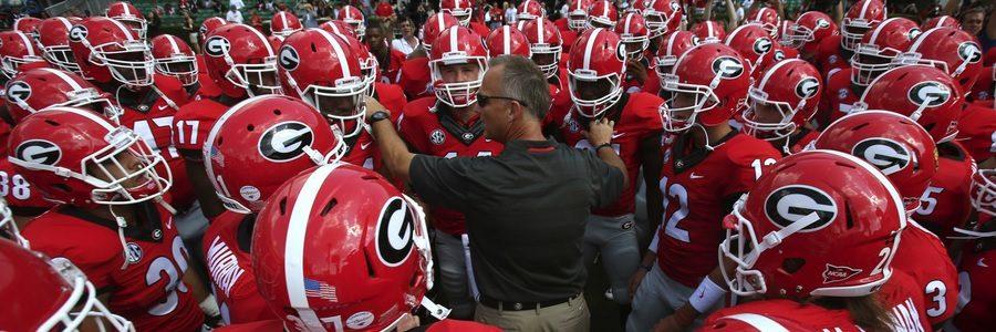 Georgia at Vanderbilt Game Preview & College Football Lines for Week 6.