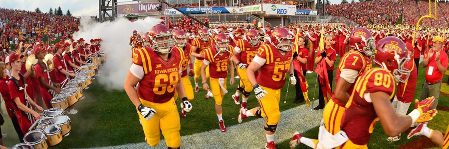 Iowa State is one of the favorites at the College Football Week 10 Odds.