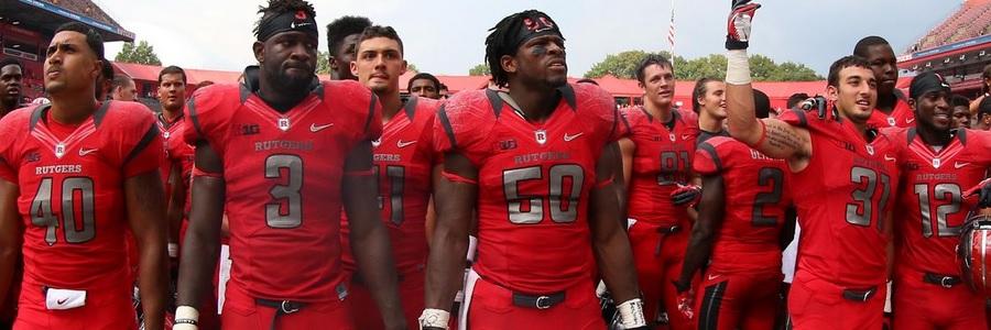 Penn State vs. Rutgers College Football Week 11 Spread & Pick.