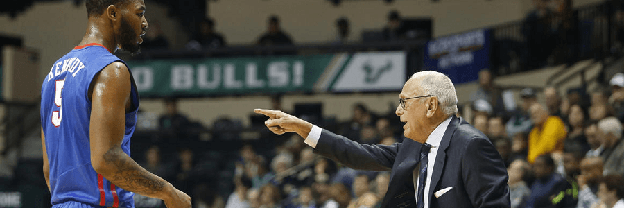 SMU basically wiped the floor with the South Florida Bulls.