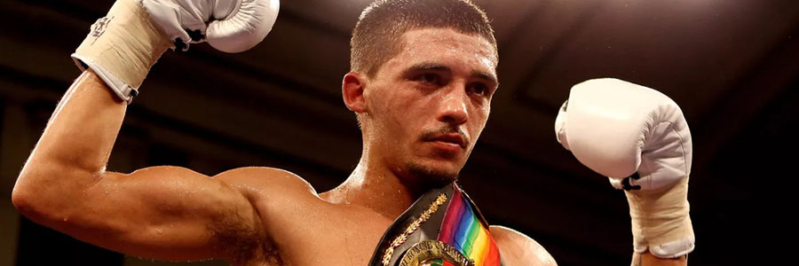 Lee Selby should be one of your Boxing Betting picks for this week's action.