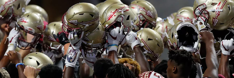 The Seminoles are huge favorites at the 2017 Independence Bowl Spread.