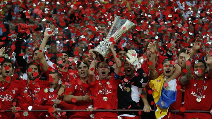 Sevilla Europa League Champions