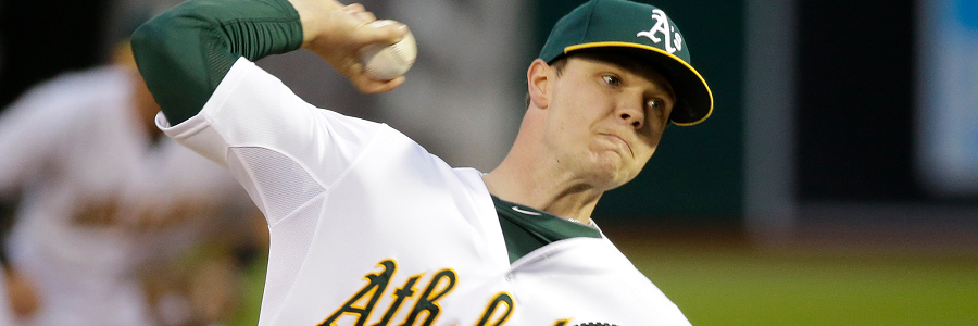 MLB Betting Odds Pick Oakland A's at Houston Astros