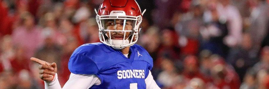 Oklahoma vs Kansas State 2019 College Football Week 9 Spread & Game Preview.