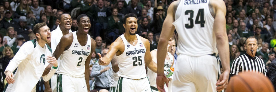 Oakland vs Michigan State should be an easy victory for the Spartans.
