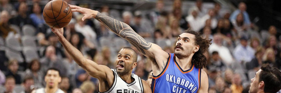 Thunder vs. Spurs Game Info, NBA Spread & Prediction.
