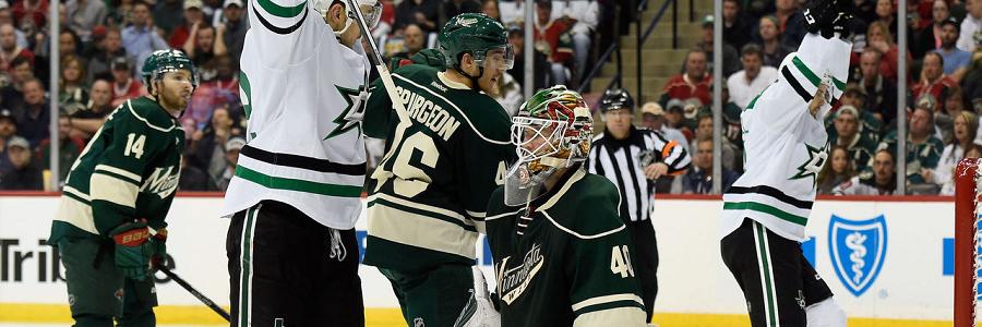 Minnesota vs Dallas NHL Playoffs Game 5 Spread Analysis