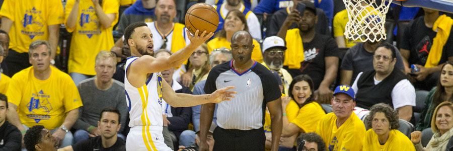 How to Bet Clippers vs Warriors 2019 NBA Playoffs Spread & Game 2 Pick.