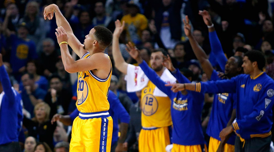 Stephen Curry NBA Betting