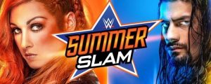 2019 WWE SummerSlam Odds, Preview & Picks.